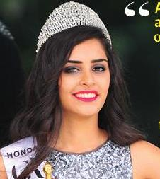 Chandigarh Girl Wins Gladrags Megamodel '16 - Karuna Singh