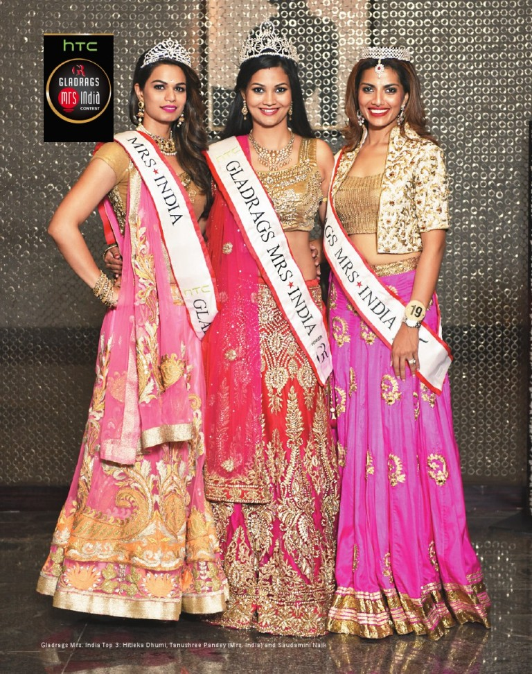 Mrs. India Pageant 2015